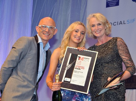 Winner at Manufacturer MX Awards