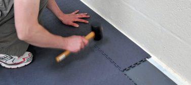 5 reasons to use interlocking floortiles