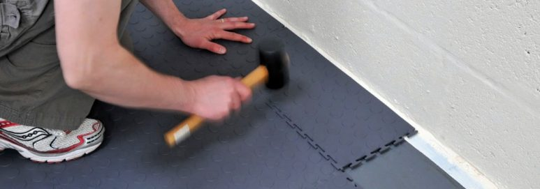5 reasons to use interlocking floortiles