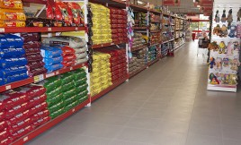 Ecotile Commercial and Retail flooring