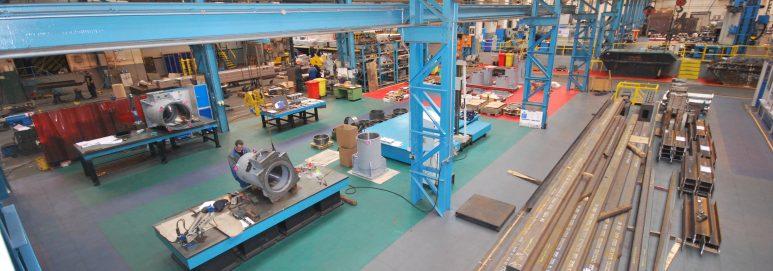Ecotile industrial floors