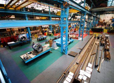 Industrial-flooring alternative to epoxy resin