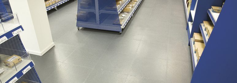 Retail Flooring Dulux Paint Shop