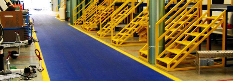 Factory Flooring