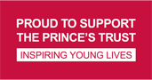 Proud to Support The Prince's Trust