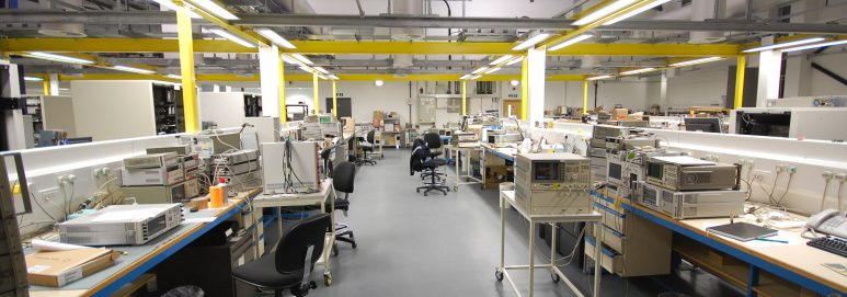 EPA flooring works perfectly in electrostatic environments
