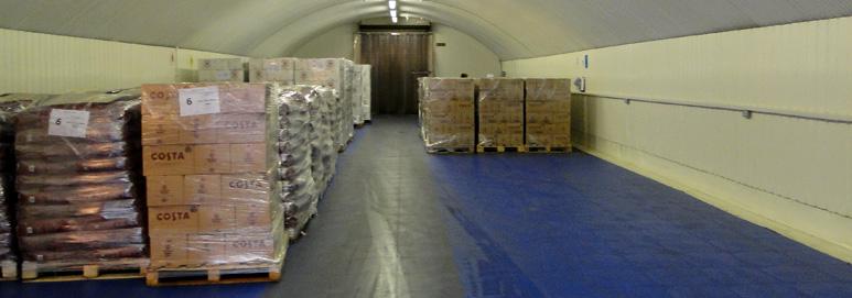 Warehouse Floring