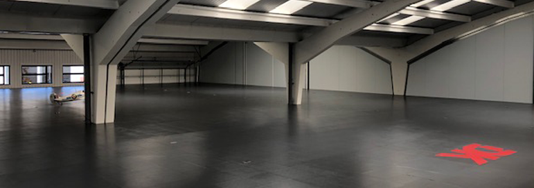 dk engineering workshop garage flooring 1