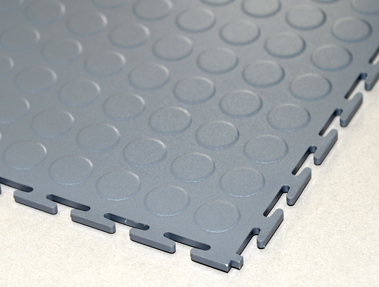 Anti Slip Flooring For Commerce And Industry Ecotile