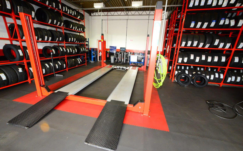 workshop flooring slideshow 4