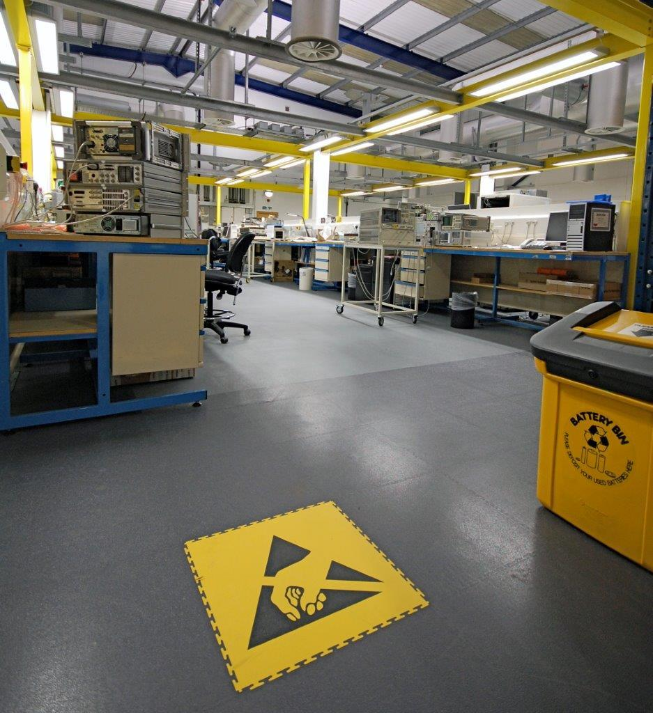 Anti Static Flooring Service : Anti static flooring useful advice from ecotile