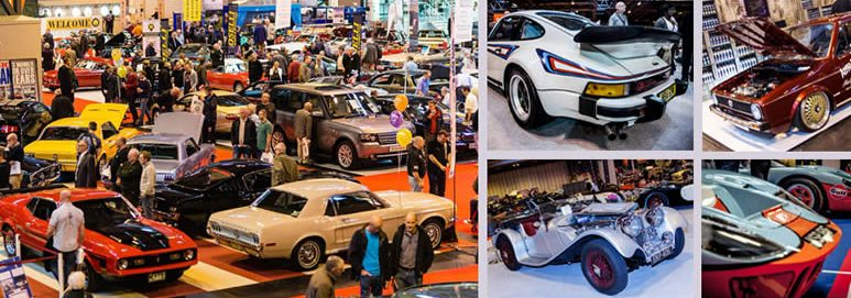Ecotile-at the classic car show 2015