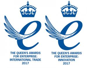 The Queens Awards for Enterprise: International Trade 2017 & Innovation 2017