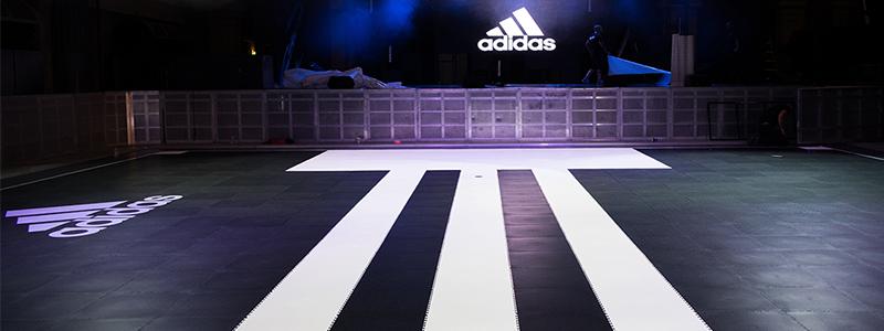 Adidas Sports Flooring