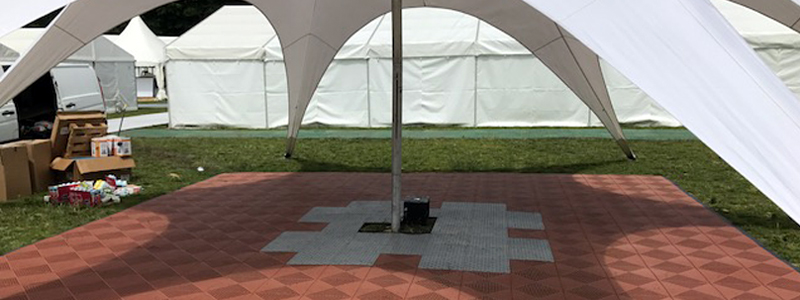 Outdoor Event Floor