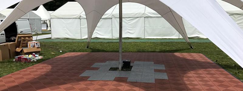 Outdoor Event Floor