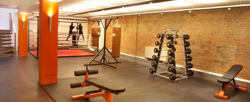 gym flooring five