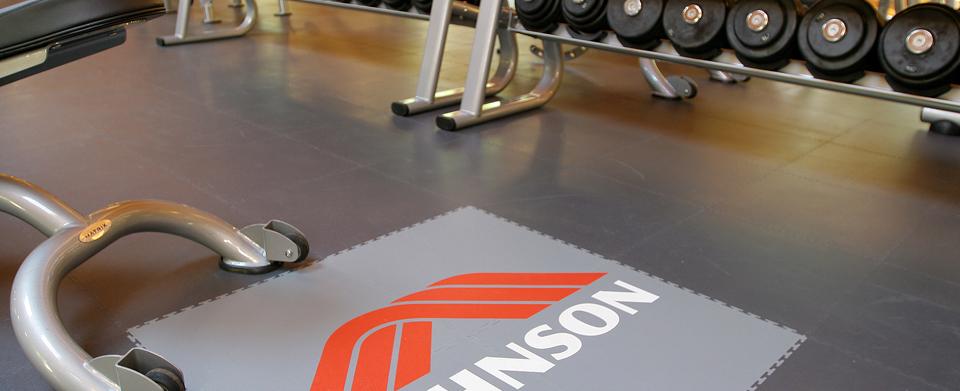 gym flooring three