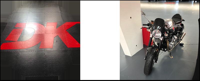 DK Engineering Logo Tile